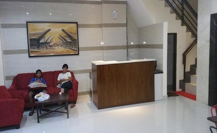 Legenda Beril Hostel Makassar - Interior