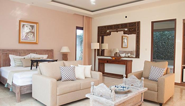 Dewarka Villa Bali - Kamar tamu 2