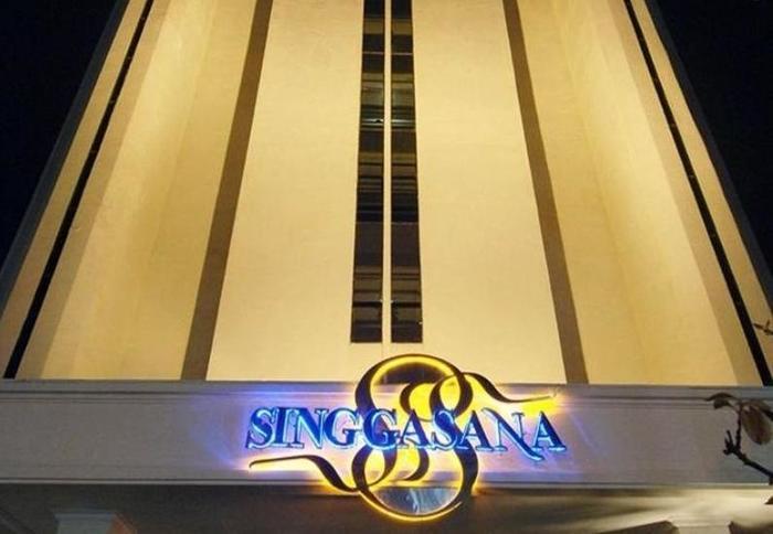 Hotel Singgasana Makassar - Eksterior