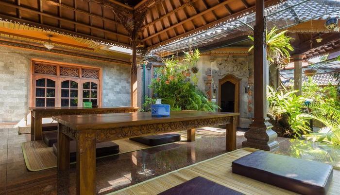 RedDoorz @Pendawa Kartika Plaza 2 Bali - Interior