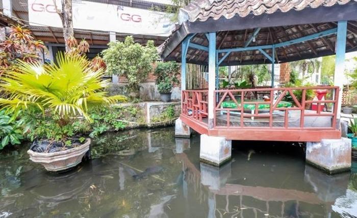 NIDA Rooms Sentalu Heritage Jogja - Eksterior