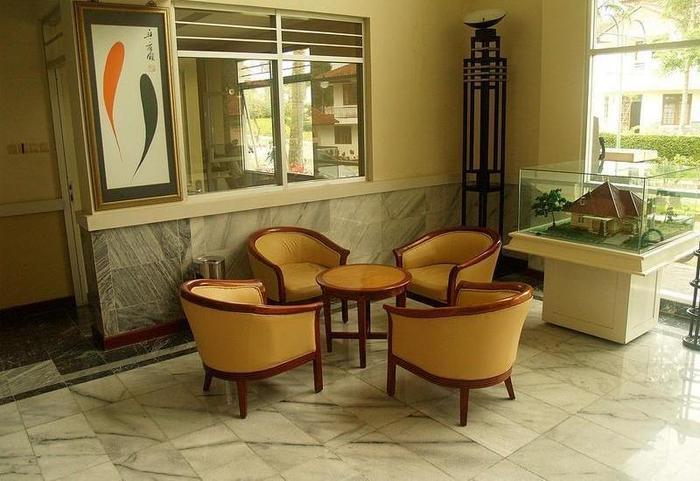 Bumi Ciherang Hotel Cianjur - Interior