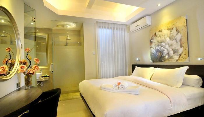 Sun Boutique Hotel Bali - Family Room