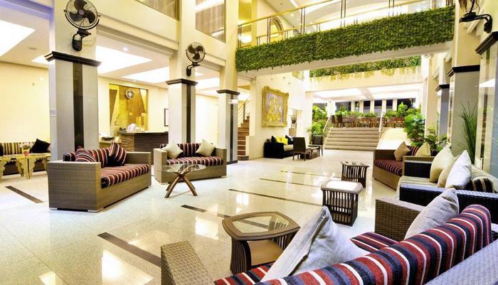 Sun Boutique Hotel Bali - Lobby