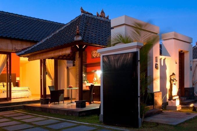 De Abian Villa Bali - Eksterior