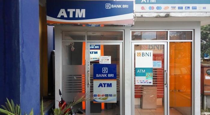 Grand Taufiq Hotel Tarakan - ATM