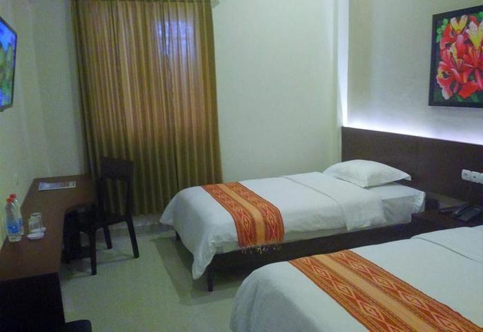 Hotel Transit Pasuruan - Kamar tamu