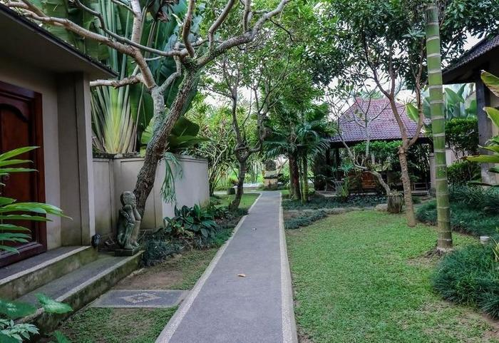 NIDA Rooms Katik Lantang Ubud Bali - Pemandangan Area