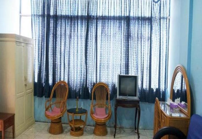 Hotel Samudera Dwinka Bengkulu - Ruangan Kamar