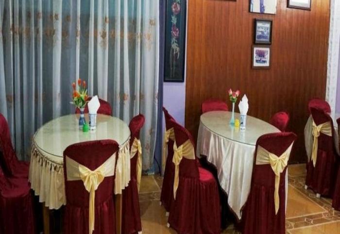 Hotel Samudera Dwinka Bengkulu - Restauran