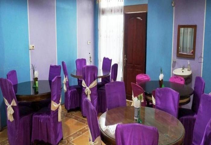 Hotel Samudera Dwinka Bengkulu - Restaurant