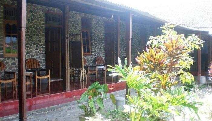 Hotel Rajasa  Magelang - Eksterior