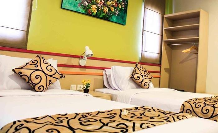 Kemuning Kuta Hotel Bali - Kamar tamu