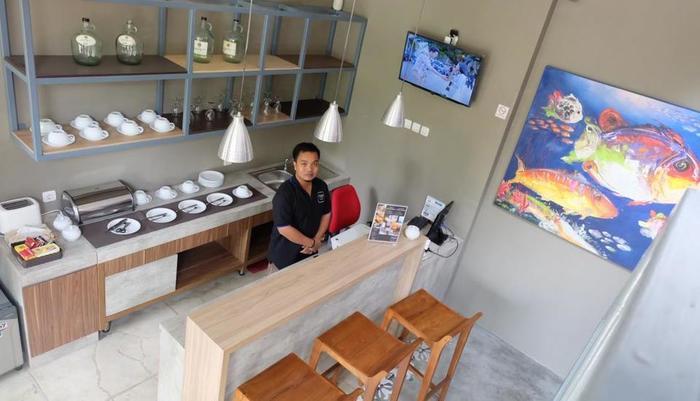 Urbana Homes Jakarta - Restaurant