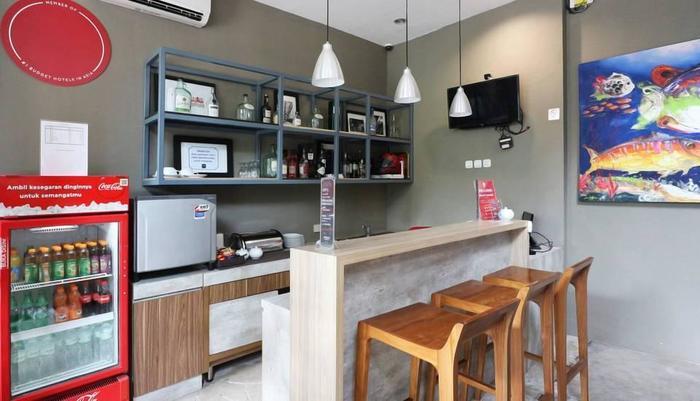 Urbana Homes Jakarta - Breakfast Area