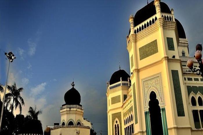 Hotel Madani Syariah Medan - Lingkungan Sekitar