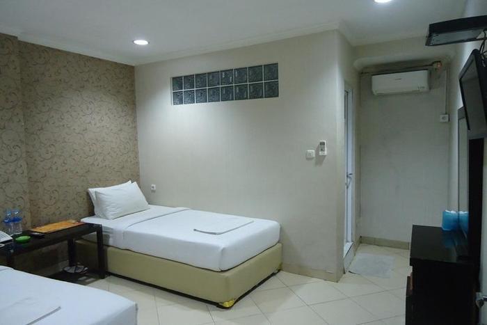 Hotel Flamengo Serang - Kamar tamu