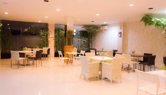 Hotel Flamengo Serang - Cafe