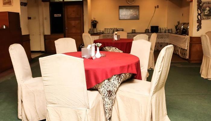 NIDA Rooms Jakarta Kramat Raya - Restoran