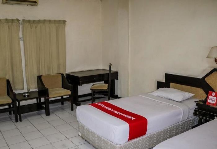 NIDA Rooms Istana Maimun Medan - Kamar tamu
