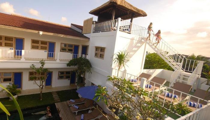 The Island Hotel Bali Bali - Eksterior