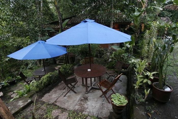 The Riverside Jogja Hotel Yogyakarta - Gazebo