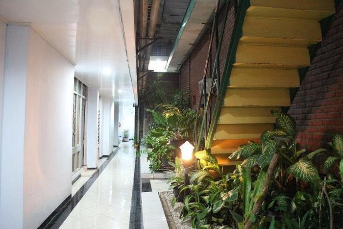 Hotel Tanjung  Surabaya - Koridor