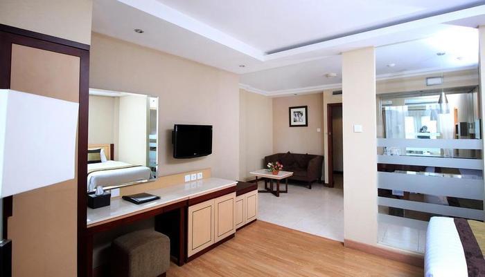 Grand Setiabudhi Bandung - Deluxe Room
