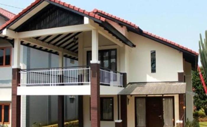 Villa Daisy Istana Bunga - Lembang Bandung Bandung - Eksterior