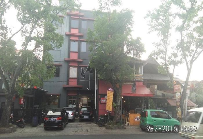 Hotel Sebelas Bandung Bandung - Eksterior
