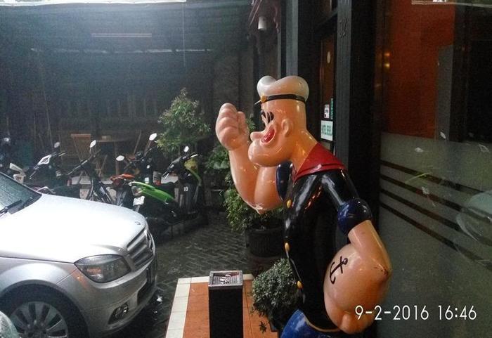 Hotel Sebelas Bandung Bandung - Restoran