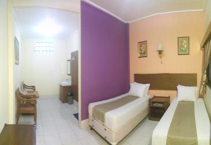 Hotel Sebelas Bandung Bandung - Kamar tamu