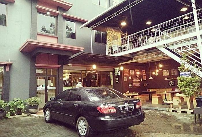 Hotel Sebelas Bandung Bandung - Appearance