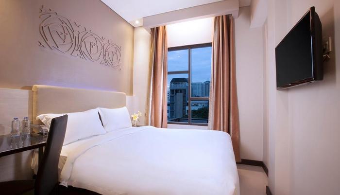 Verse Lite Hotel Pembangunan Jakarta - Kamar