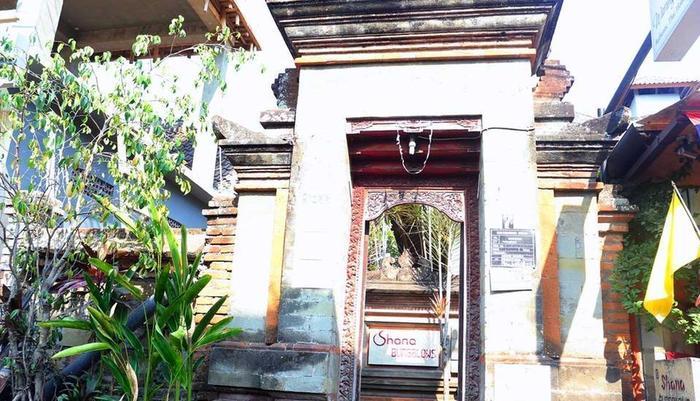 Citrus Tree Villas - Shana Bali - Eksterior
