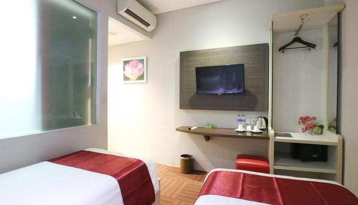 D' Hotel Jakarta - Dream Twin