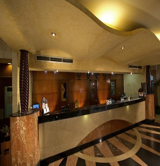 Hotel Sentral Jakarta - Resepsionis
