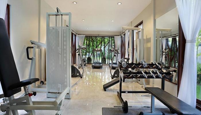 Lumbini Luxury Villas and Spa Bali - Pusat Kebugaran