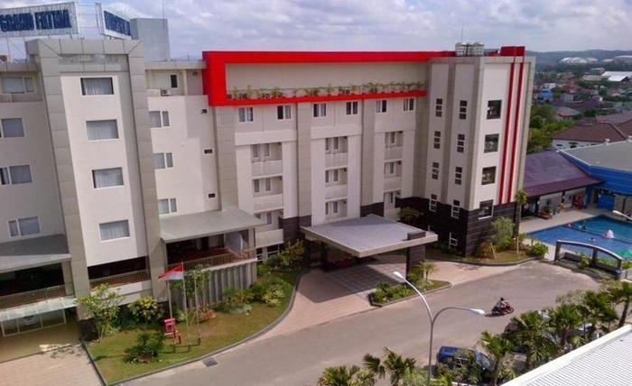Hotel Grand Fatma Tenggarong - Eksterior