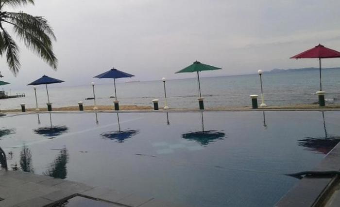Allisa Resort Hotel Serang - Eksterior