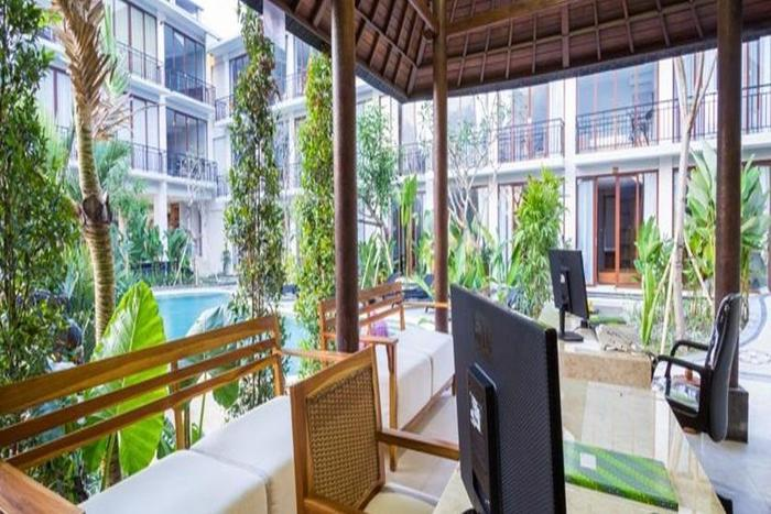 Bakung Ubud Resort and Villa Bali - Resepsionis
