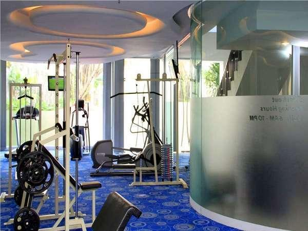 Hotel Grand Kemang - 9d'workout