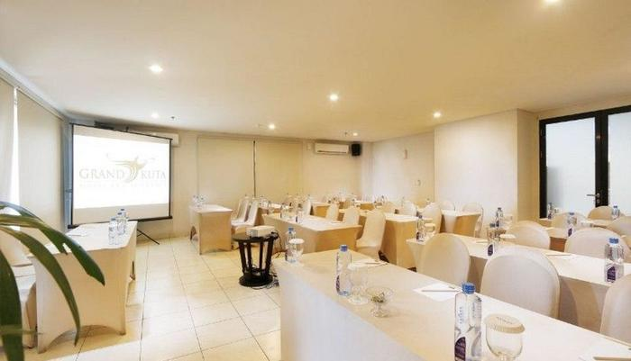 Grand Kuta Hotel Bali - Meeting Room