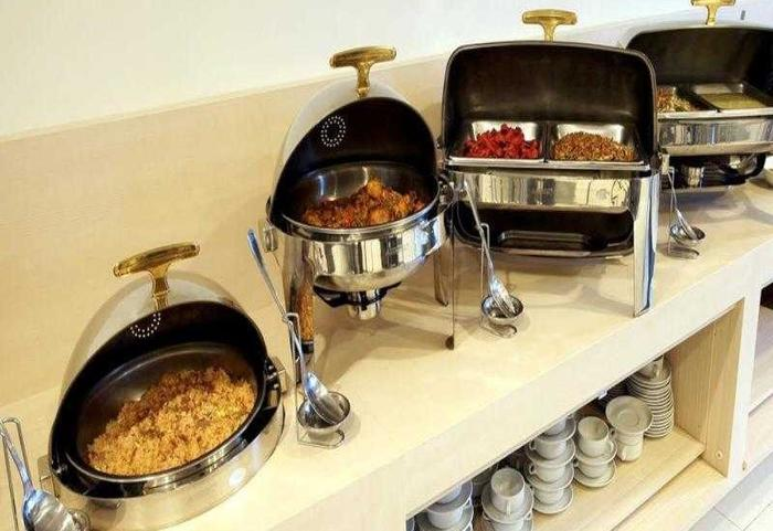 Hotel 88 Mangga Besar Jakarta - Buffet Breakfast