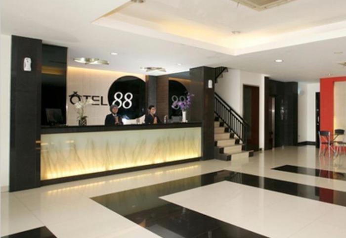 Hotel 88 Mangga Besar Jakarta - Reception