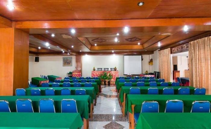 Mahajaya Hotel Bali - Ruang Rapat