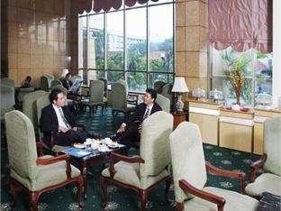 Oasis Amir Hotel Jakarta - Lobi