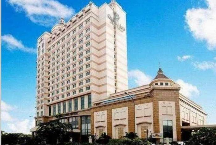 Oasis Amir Hotel Jakarta - Tampilan Depan