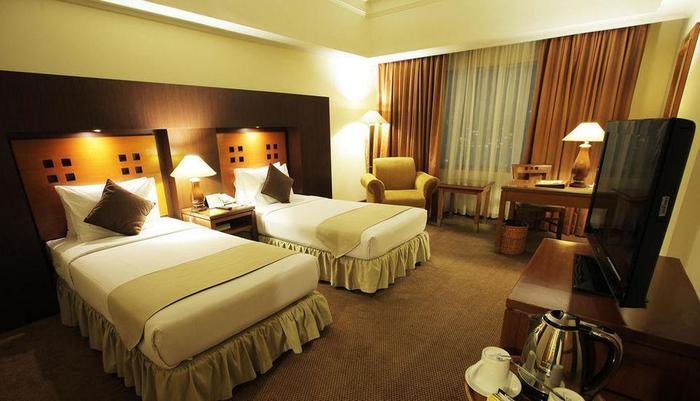 Oasis Amir Hotel Jakarta - EXECUTIVE TWIN
