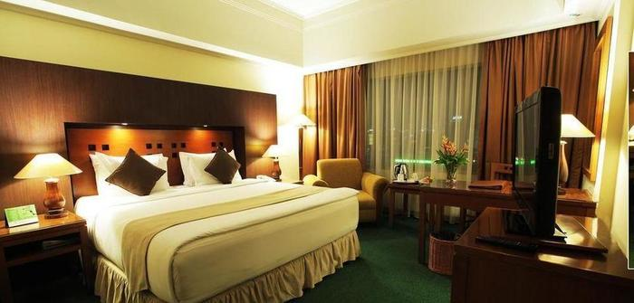 Oasis Amir Hotel Jakarta - SUPERIOR DOUBLE